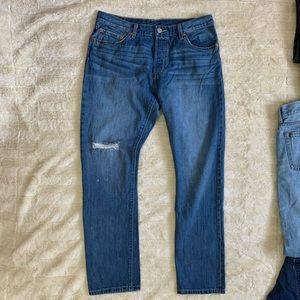 Levi Strauss & Co 501 Pants